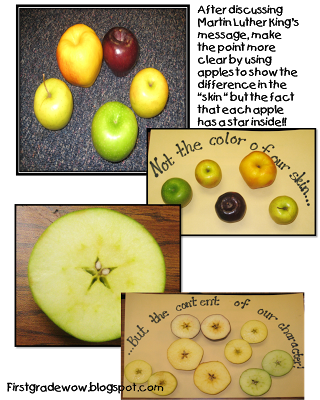 mlk apple star