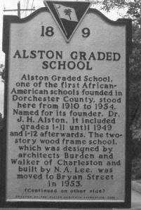 Alston Marker