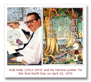 Walt Kelly & Pogo Earth Day Poster quote[4]
