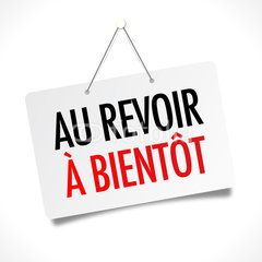 au revoir or a bientot chapel of hope stories