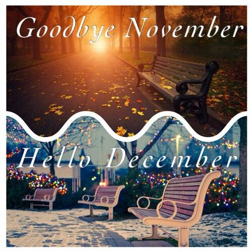Good-Bye November! | Chapel of Hope Stories